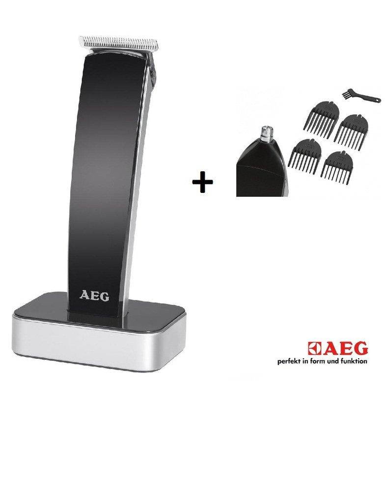 Машинка для стрижки AEG HSM/R 5673 Германия