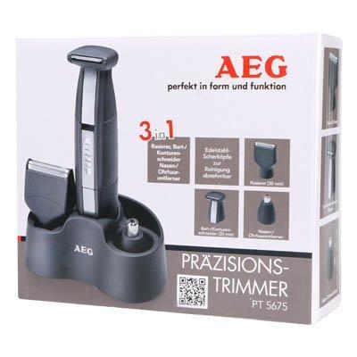 Триммер AEG PT 5675 3 в 1 Германия