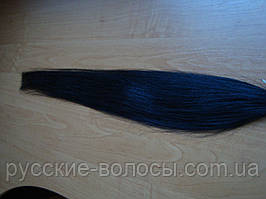 Волосы славянские на капсулах.