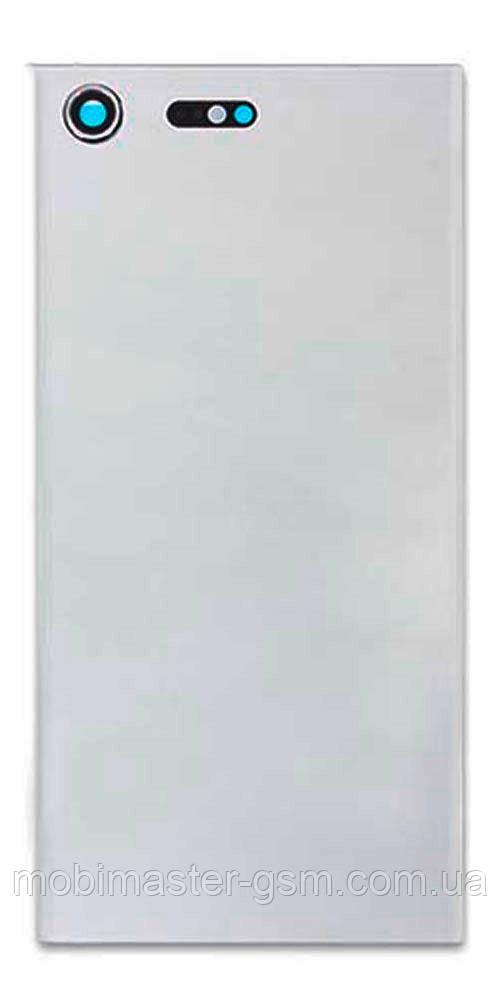 Задняя крышка Sony G8141 Xperia XZ Premium silver
