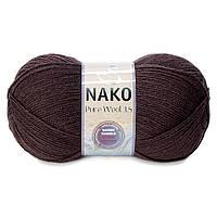 Nako Pure Wool 3.5 (Пур вул) 100%шерсть 282