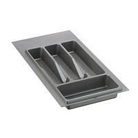 Лоток кухонный 300 (размер 430мм*240мм) серый