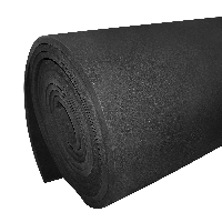Рулонний синтетичний каучук 6 мм