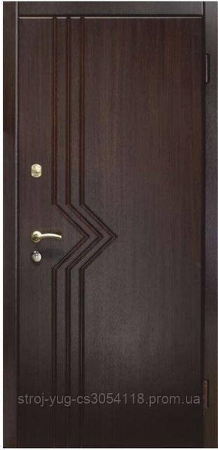 Дверь входная металлическая «Комфорт», модель Бриз, 850*2040*70