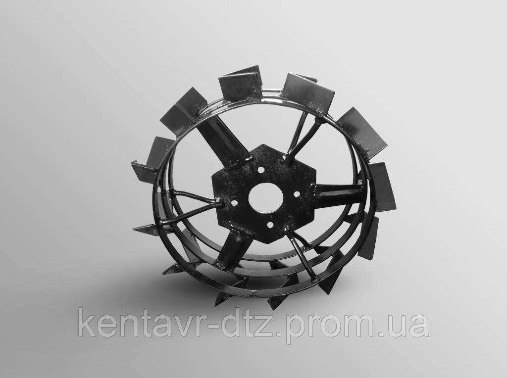 Грунтозацепы диаметр 430