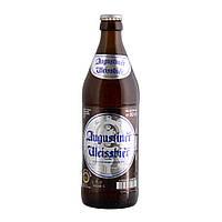 """Пиво АУГУСТІНЕР Вайсбіер """"Augustiner"""" Weissbier, 0.5 л Німеччина, Баварія"""