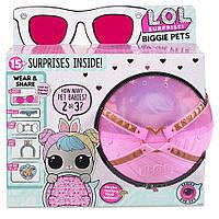 Кукла L. O. L. Surprise! Biggie Pet Hop Hop (ЛОЛ сюрприз большой питомец зайчик), MGA