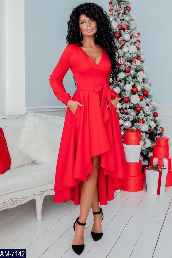 f0b047b1d74 Красивое нарядное вечернее платье новинка 2019 размер 42-44