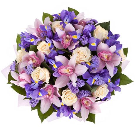 Романтичний букет квітів «Ніжність»