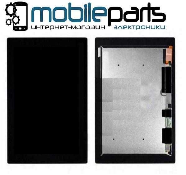 Дисплей к планшету Sony Xperia Tablet Z2 с сенсорным стеклом (Черный) Оригинал Китай