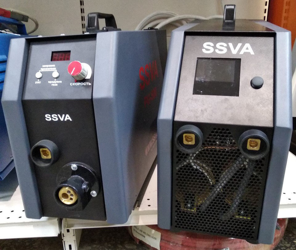 Полуавтомат SSVA-500 MMA/TIG MIG/MAG SPOT (без рукава)