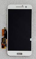 Модуль (дисплей+сенсор) для HTC 10 Lifestule One M10 білий