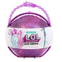 Кукла L. O. L. Surprise! Pearl Surprise (ЛОЛ сюрприз жемчужный розовый), MGA