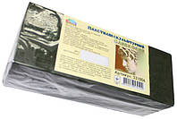 Пластилин ГАММА-Н скульптурный оливковый, 800 грамм