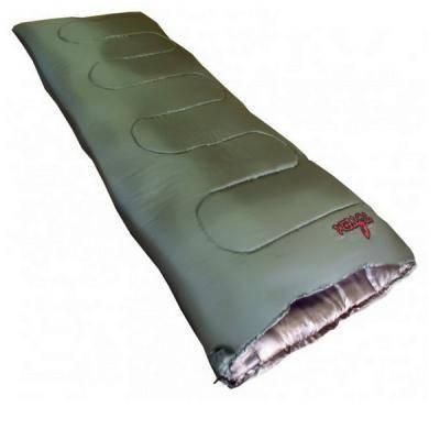 Спальный мешок Totem Woodcock XXL R Green (TTS-002.12-R), фото 2