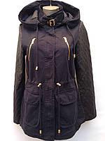 Весенне-осенняя курточка парка (демисезонная)