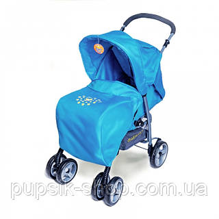 Коляска прогулочная Baby TILLY Star ВТ-608 BLUE