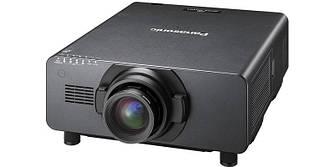 Инсталляционный высоко надежный проектор со сменой оптикой Panasonic PT-DZ16KE