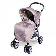 Коляска прогулочная Baby TILLY Star ВТ-608 BROWN