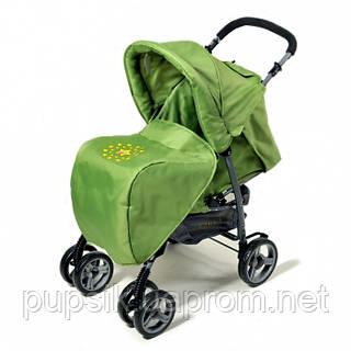 Коляска прогулочная Baby TILLY Star ВТ-608 GREEN
