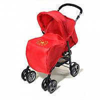 Коляска прогулочная Baby TILLY Star ВТ-608 RED, фото 1