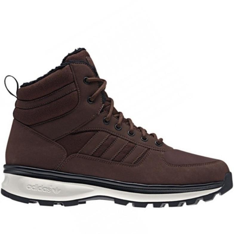 0973f74e Ботинки мужские adidas Chasker Winter Boot M20694 (коричневые, осень - зима,  подошва ЕВА