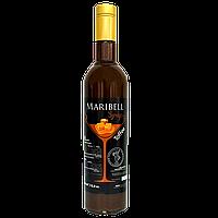 """Сироп Марибелл """" Ірис (цукерка)"""" для коктейтей, 700мл"""