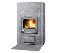 Теплоаккумулирующая печь-камин HARMAJA/R (Хармая)