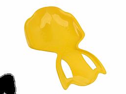 """Санки желтые """"Ледянка"""" большие"""