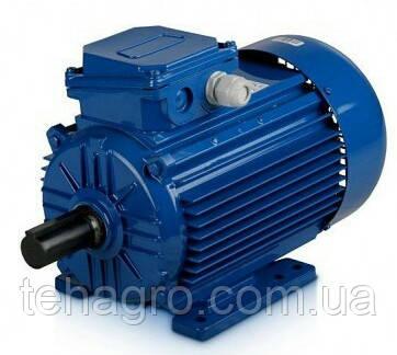 Двигатель электрический 3-х фазный. Indukta. Sg 112M-4. 4 Квт. (4 kW). 8.3 А. 1435 обор/мин. Cantoni group.