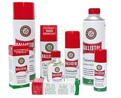 Масло оружейное Ballistol- правильный уход и надежная защита вашего оружия