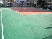 Покрытие для спортивных площадок ГЕОДОР