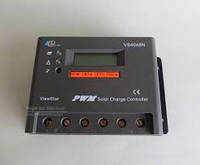 Программируемый фотоэлектрический контроллер заряда ViewStar VS2048N (20А, 12/24/48Vauto, PWM)