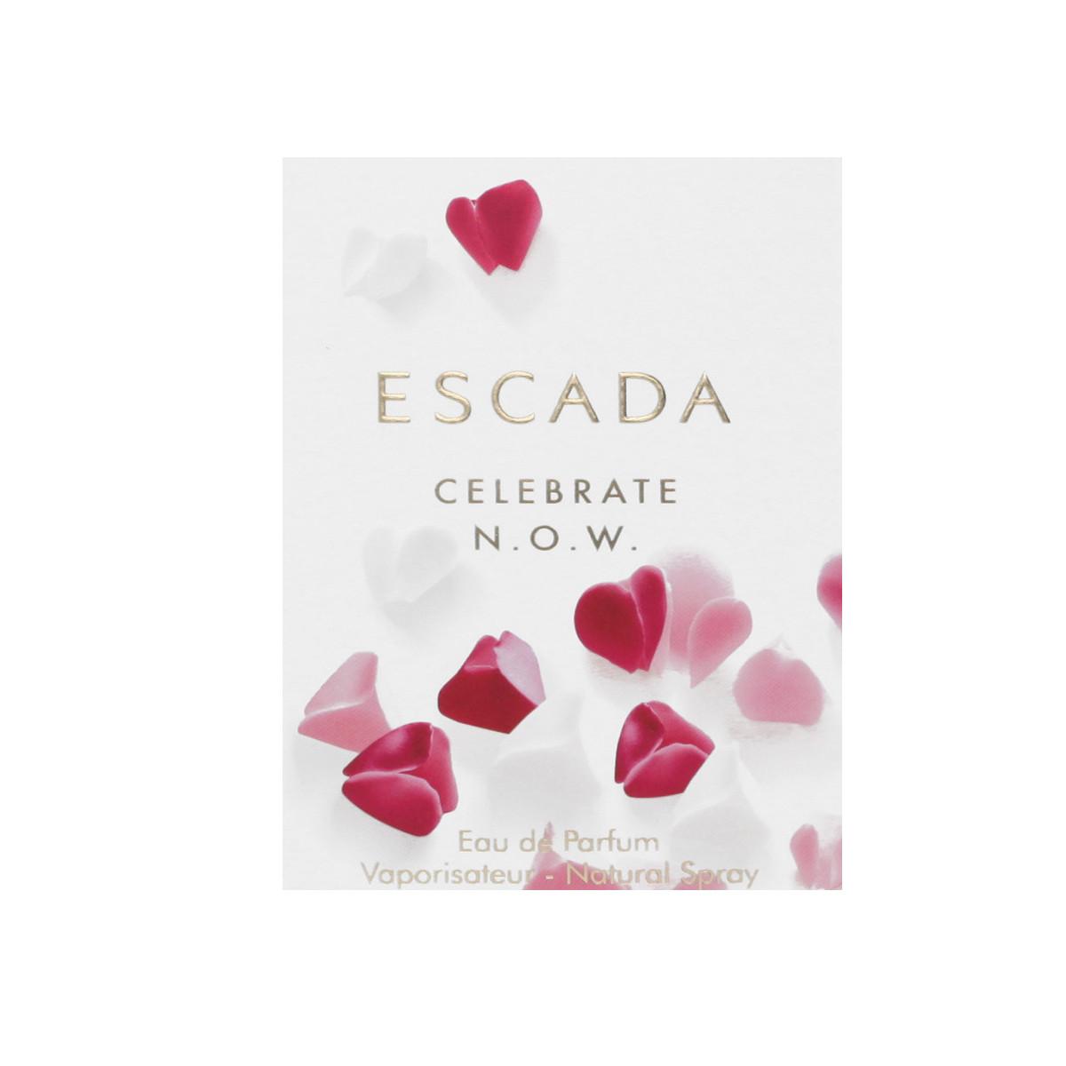 купить Escada Celebrate Now Edp Vial L 15 парфюмерия женская в