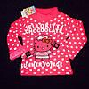 Теплый свитер на девочку Китти