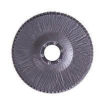 Круг лепестковый торцевой Дніпро-М Р100, 5 шт/уп, фото 3