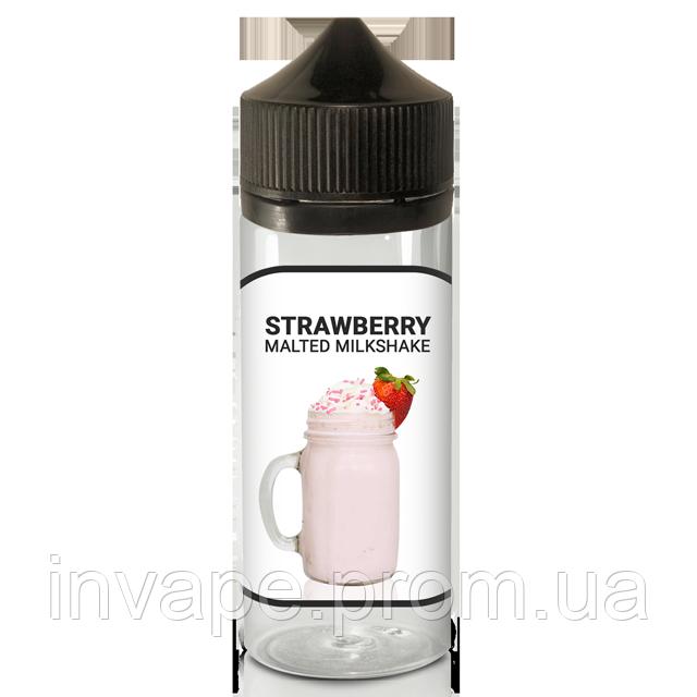 Strawberry Malted Milkshake - Клубничный милкшейк (Авторский самозамес)