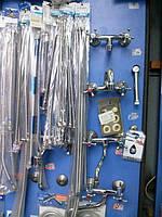 Шланги подводящие из нержавеющей гофро трубы 100см