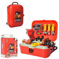 Набор Инструментов Инструменты Детские Игрушечные в чемодане 25 дет., 8017WB, 009802, фото 1
