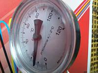 Градусник термометр для котла и отопления.