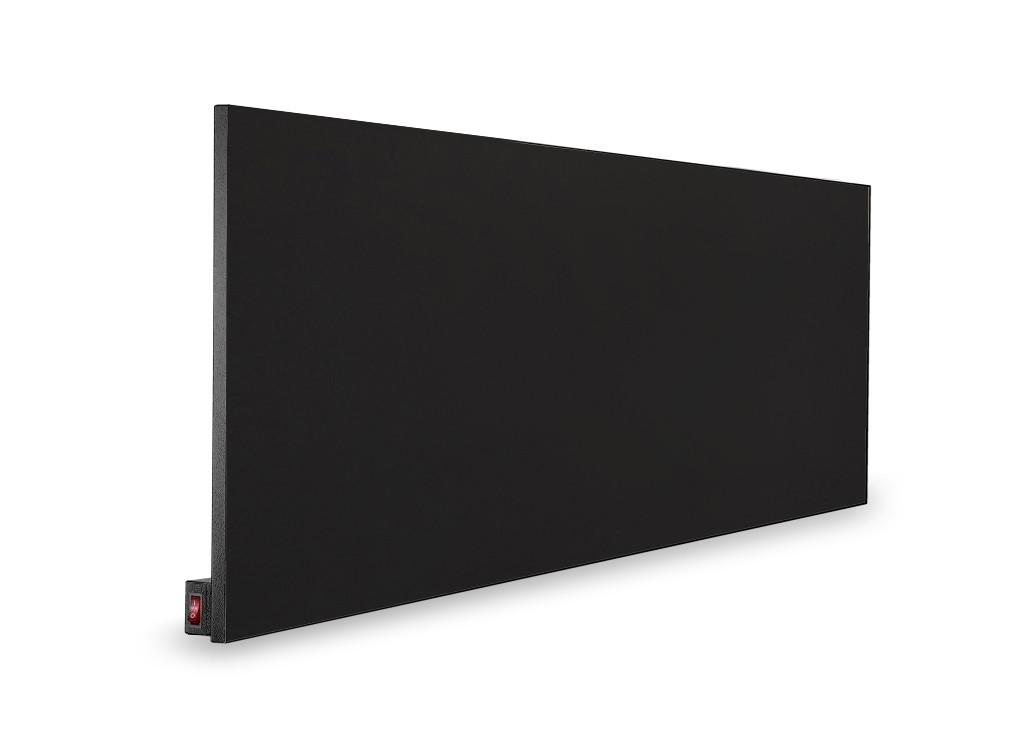 Керамическая панель Teploceramic 800 Вт черная