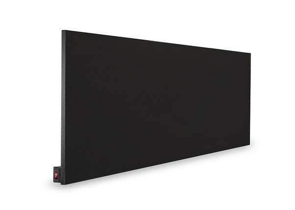 Керамическая панель Teploceramic 800 Вт черная, фото 2