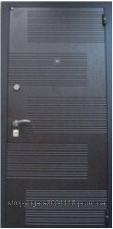 Дверь входная металлическая «Комфорт», модель Лион, 850*2040*70
