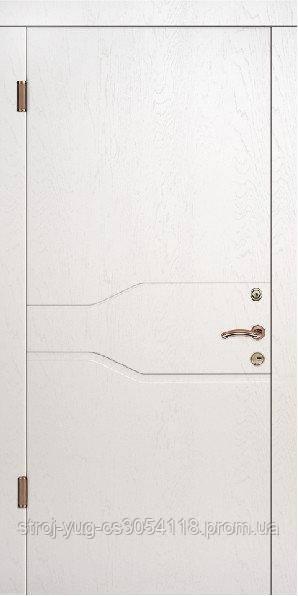 Дверь входная металлическая «Комфорт», модель Лозанна, 850*2040*70