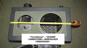 Огонек КОТВ-12,5 П (Тайга) Котел плита на две конфорки, фото 2