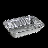 Касалетка (контейнер из алюминиевой фольги) 430мл (SP24L), 100шт/24уп/ящ