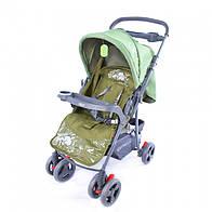 Коляска прогулочная Baby TILLY Elephant BT-WS-0001 GREEN с перекидной ручкой