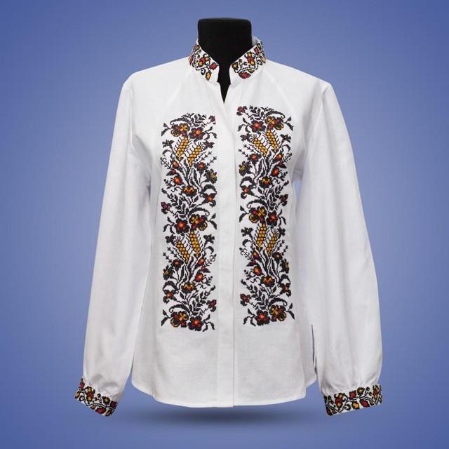 c01b218b3196c1 Жіноча блуза вишиванка