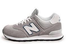 Мужские кроссовки New Balance ML574VGY Нью Баланс ML574VGY серые оригинал 6166f05faee