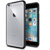 Чехол Spigen для iPhone 6S Plus/6 Plus Ultra Hybrid, Black